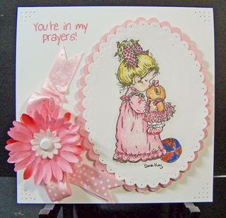 Sarah kay prayer card