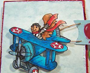Twirling plane CU