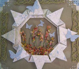 MCC origami frame CU