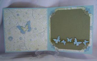 MCC origami frame inside