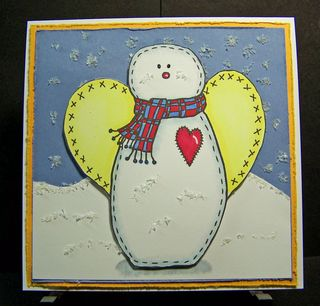 Digi snowman