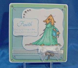 Faith mouse