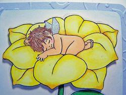 Blossom baby very CU