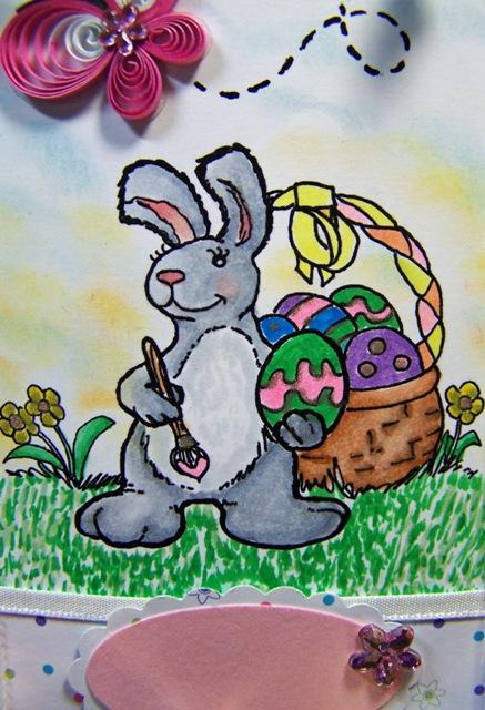 Easter basket CU