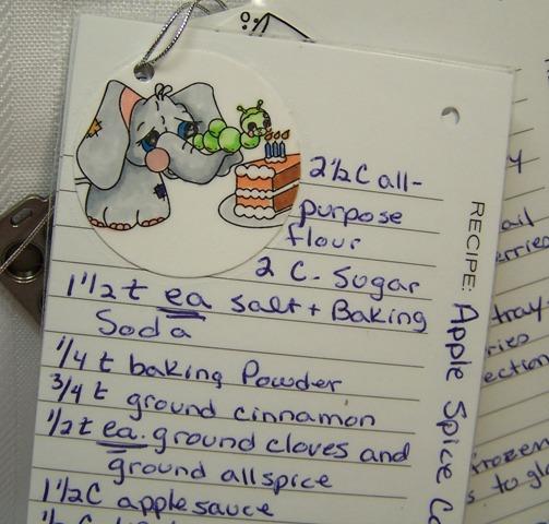 SMC recipe elephant