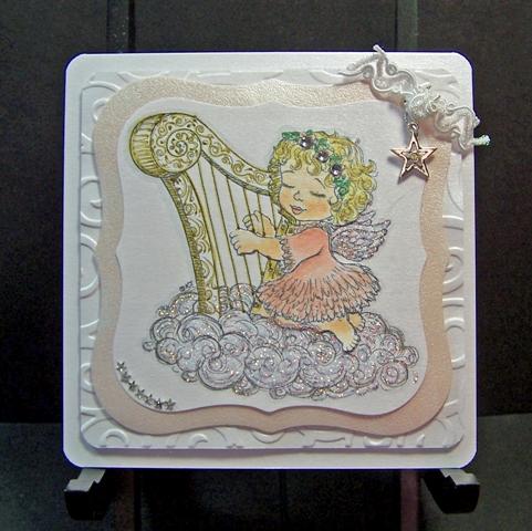 Harp ange