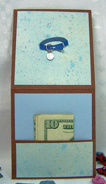 SOG doggie money holder
